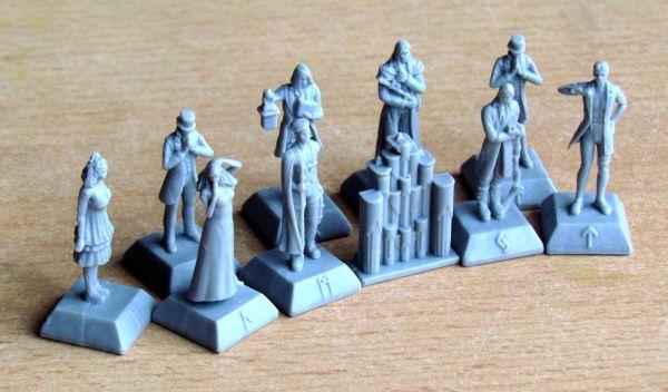 011 - miniatures