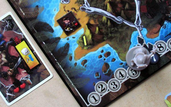 12 Realms - rozehraná hra