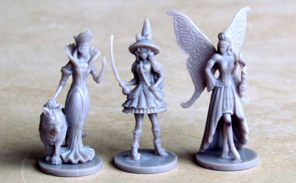 12 Realms - figurky