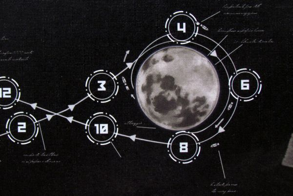 1969 - detail herního plánu