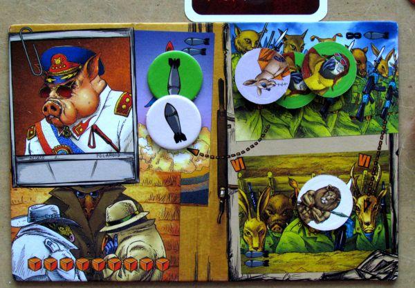 1984: Animal Farm - rozehraná hra