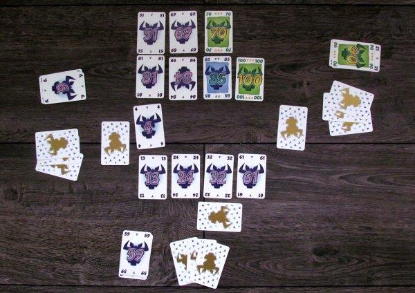 6 bere limitovaná edice - rozehraná hra