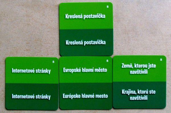 Abeceda - karty