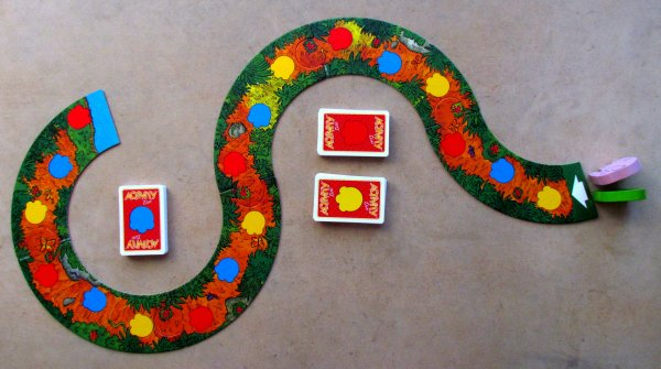 Activity Děti - připravená hra