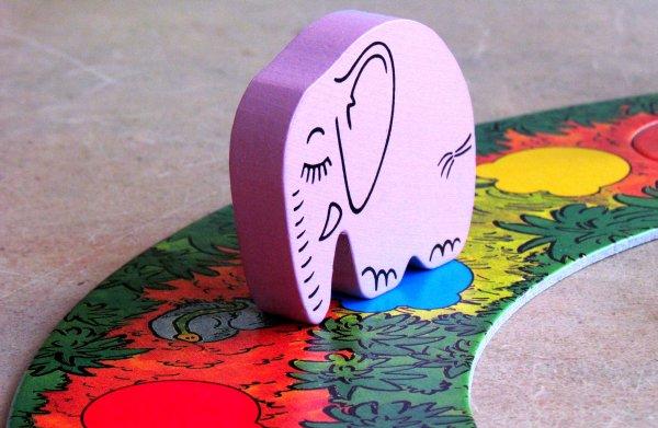 Activity Děti - rozehraná hra