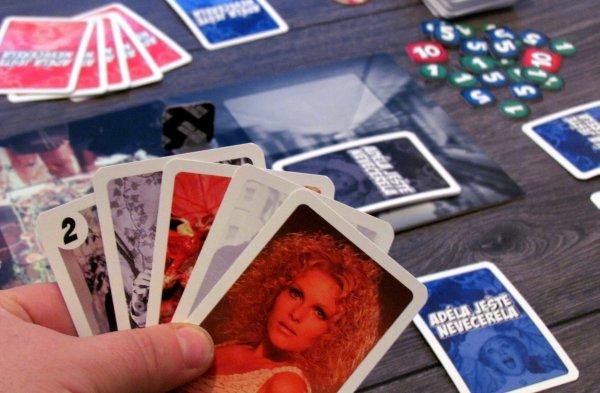 Adéla ještě nevečeřela - připravená hra
