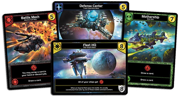 Star Realms - karty