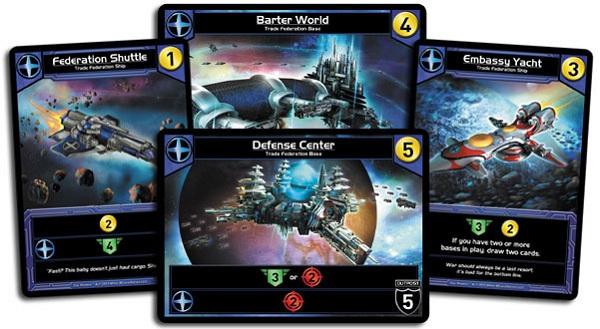 Star Realms - obchodní federace