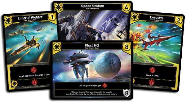 Star Realms - vesmírné impérium