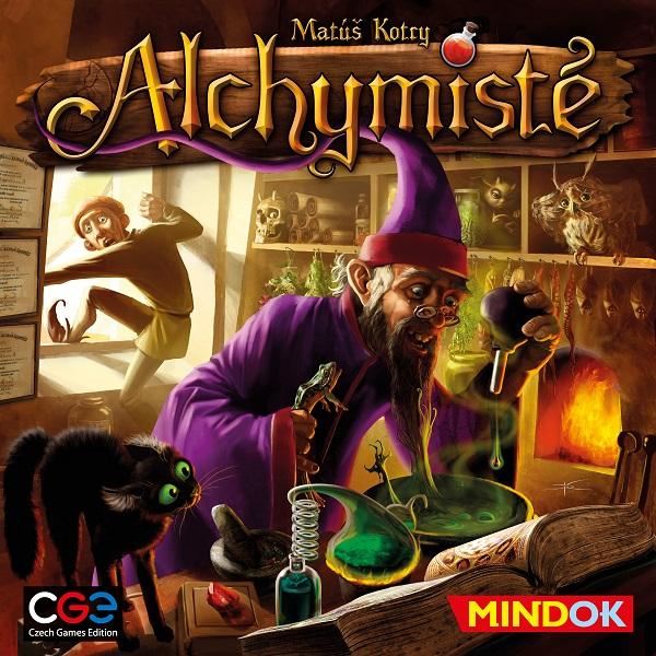 alchymiste