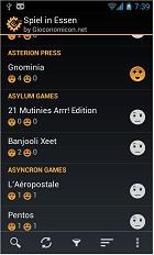 Náhled aplikace Essen Spiel 2014