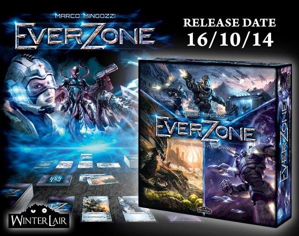 EverZone herní komponenty