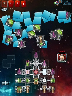 Galaxy Trucker - Ipad