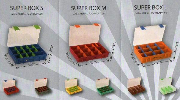 Super box - krabičky