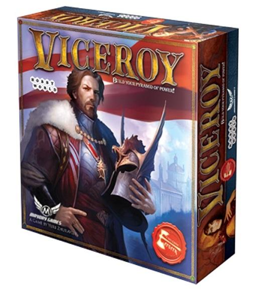 Viceroy - krabice