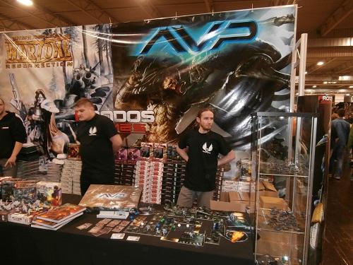AVP - Vetřelci pro predátorům
