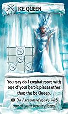 Ledová bytost - Ledová královna