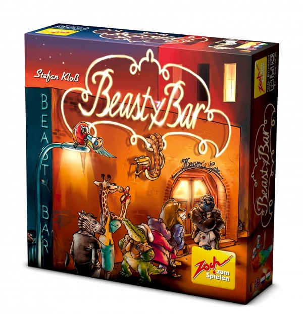 Beasty Bar - krabice