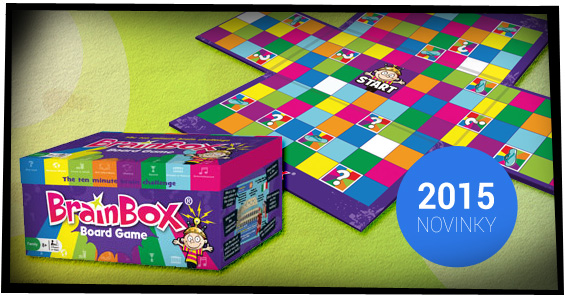 Brainbox velká hra