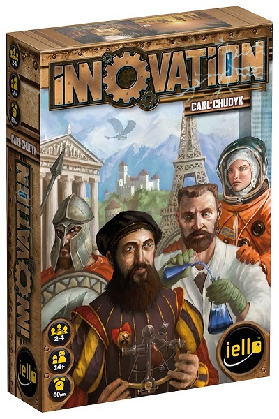 Inovace - krabice