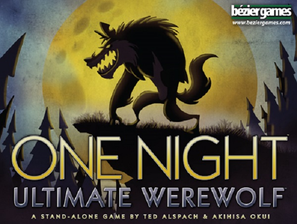One Night Ultimate Werewolf - baner