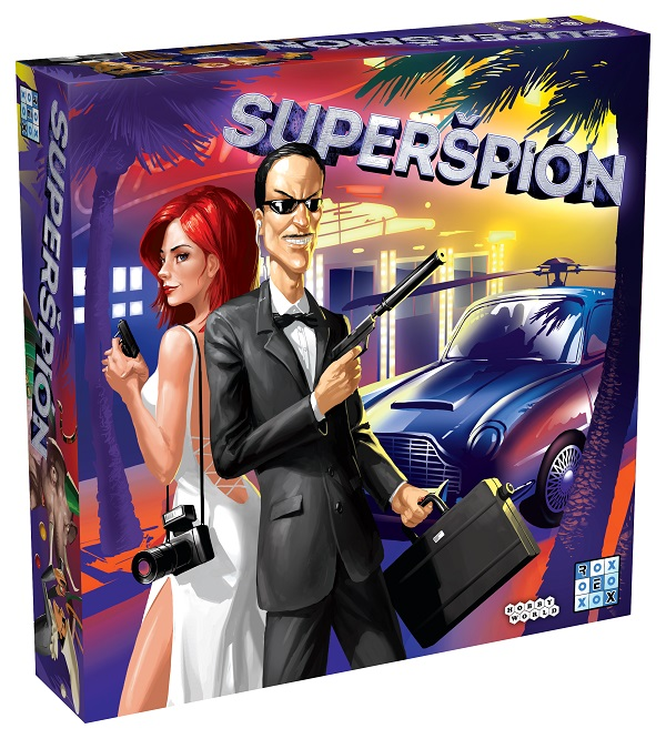 Špionátor - krabice