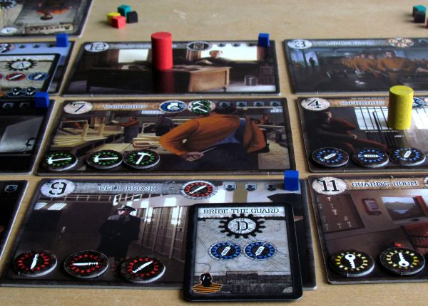 Alcatraz: The Scapegoat - game is ready