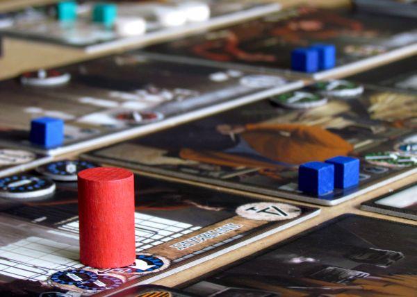 Alcatraz: The Scapegoat - game in progress