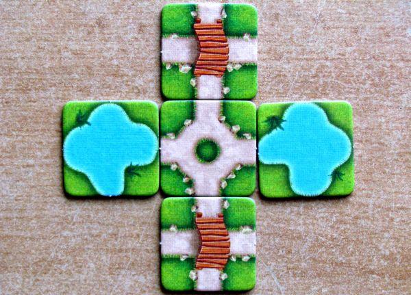 Amber - tiles