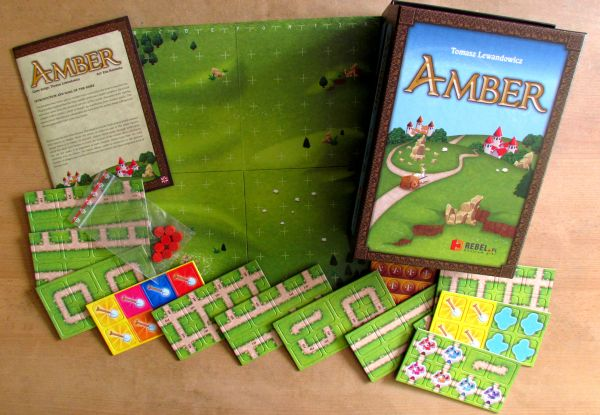 Amber - packaging