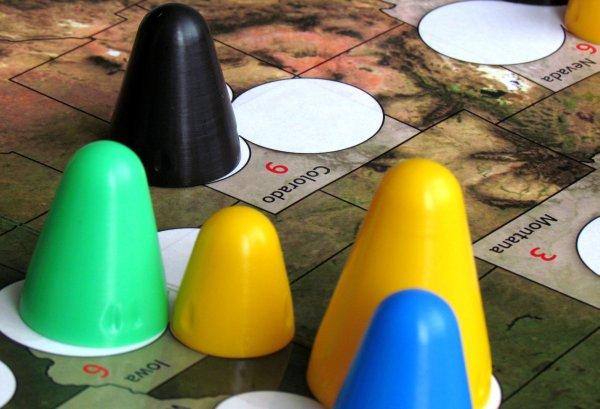 Americký prezident iGo - rozehraná hra