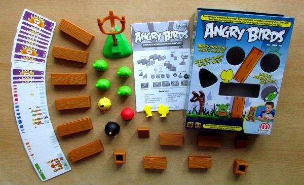 Angry Birds - balení