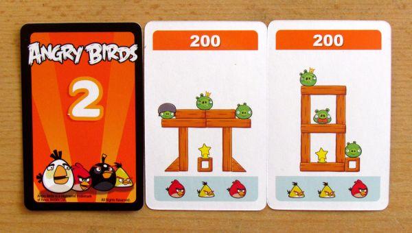 Angry Birds - karty