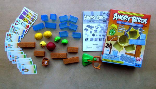 Angry Birds: Na tenkém ledě - balení