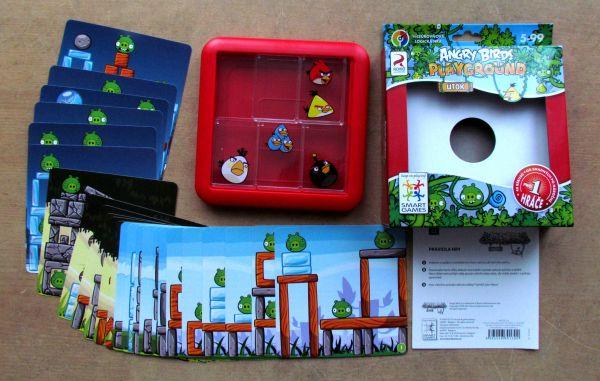 Angry Birds Playgrounds: Útok - balení