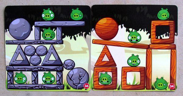 Angry Birds Playgrounds: Útok - zadání