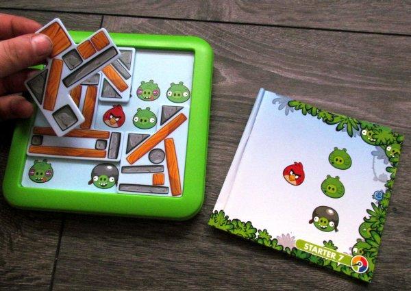 Angry Birds Playgrounds: Staveniště - průběh řešení