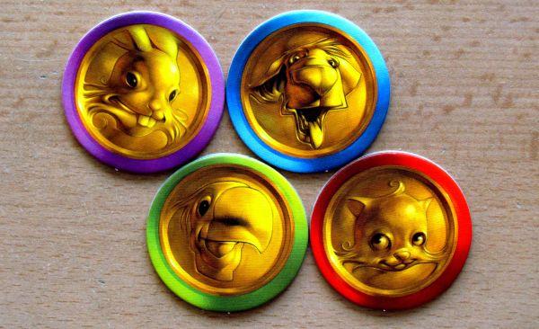 Animalia - tokens