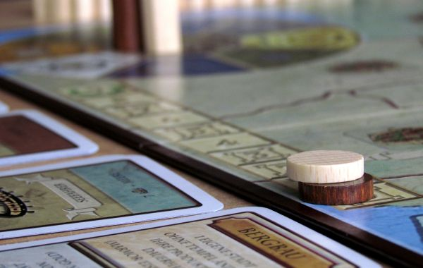 Antike Duellum - připravená hra