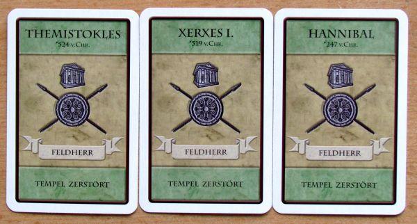 Antike Duellum - karty