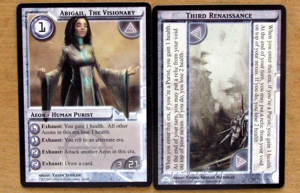 ARC - karty