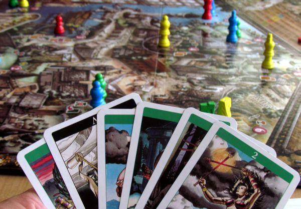 Arcanum - rozehraná hra