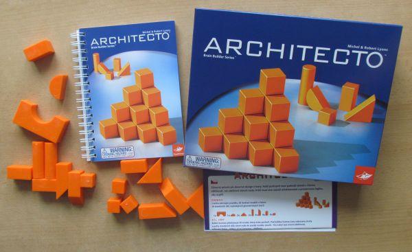 Architecto - balení