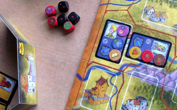 Aristoocrazy - připravená hra