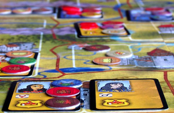 Aristoocrazy - rozehraná hra