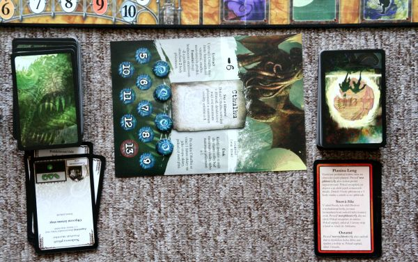 Arkham Horror - prastar