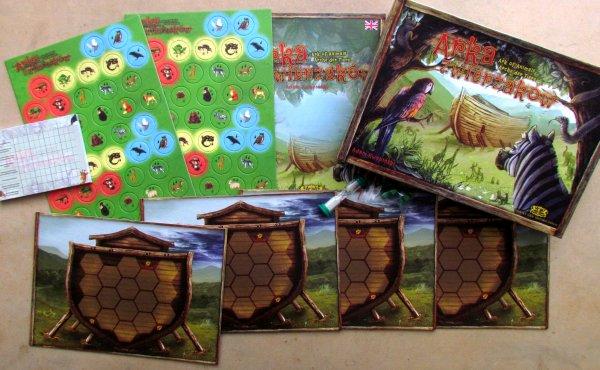 Ark of Animals - balení