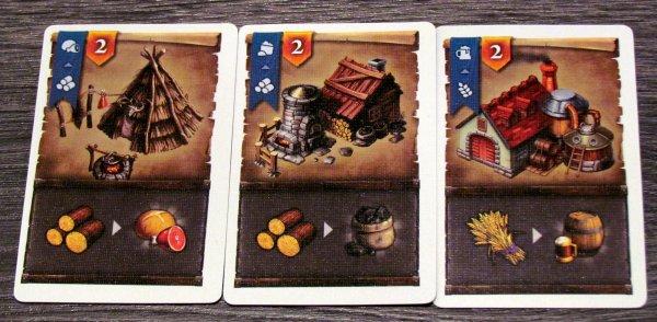 Artificium  - cards
