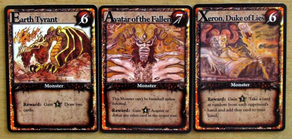 Ascension: Chronicle of the Godslayer - karty