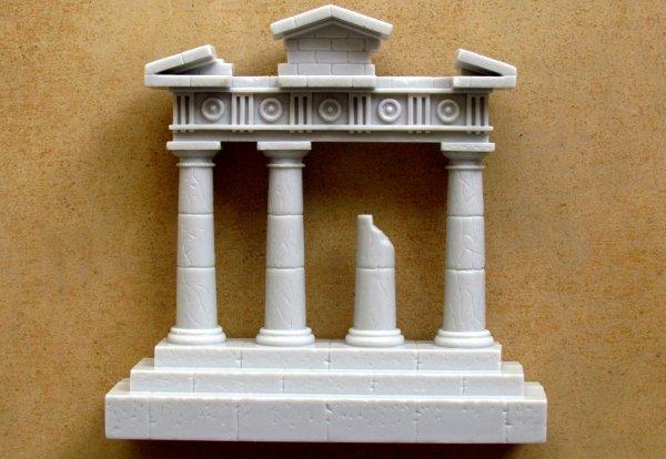 Athéna - chrám